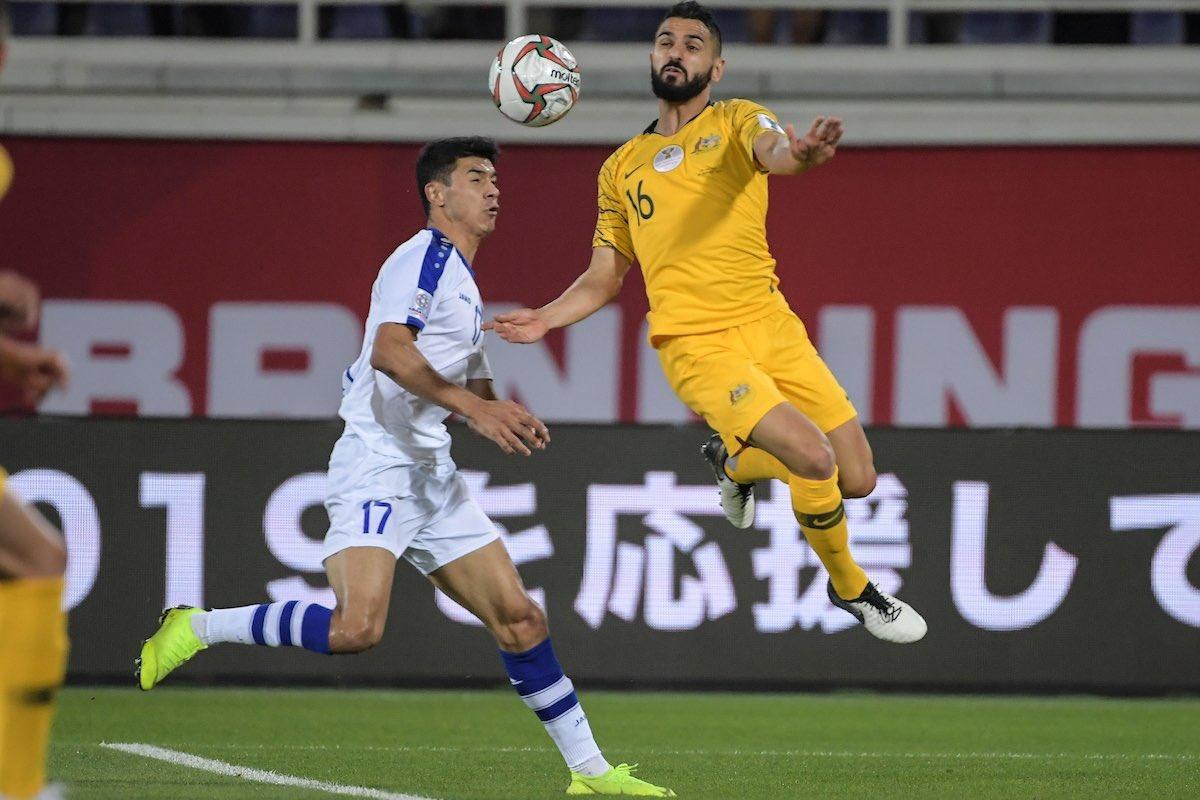 مباراة استراليا واوزبكستان 1