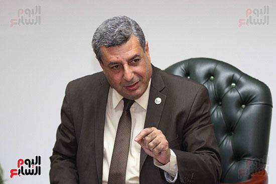 حاتم عبد الغنى، رئيس شركة غاز الأقاليم ريجاس (9)
