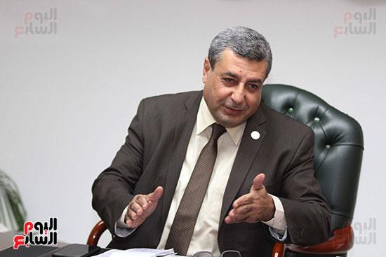 حاتم عبد الغنى، رئيس شركة غاز الأقاليم ريجاس (11)