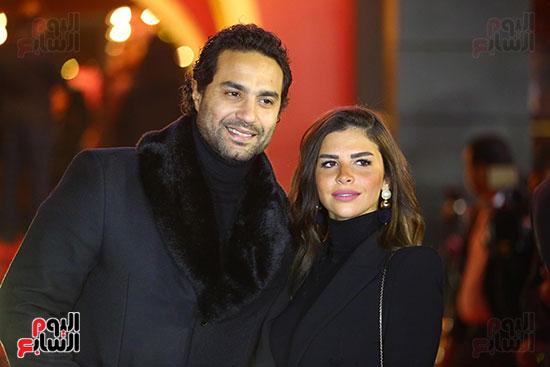 صور حفل مسرحية 3 أيام فى الساحل (84)