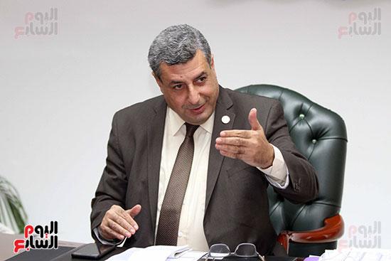 حاتم عبد الغنى، رئيس شركة غاز الأقاليم ريجاس (6)