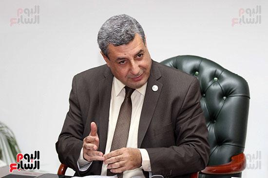 حاتم عبد الغنى، رئيس شركة غاز الأقاليم ريجاس (13)