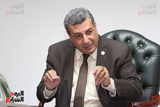 حاتم عبد الغنى، رئيس شركة غاز الأقاليم ريجاس (12)