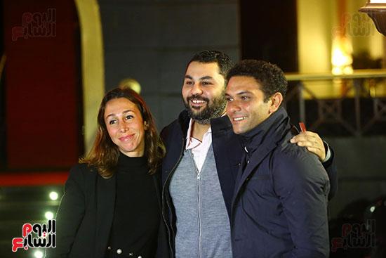 صور حفل مسرحية 3 أيام فى الساحل (82)
