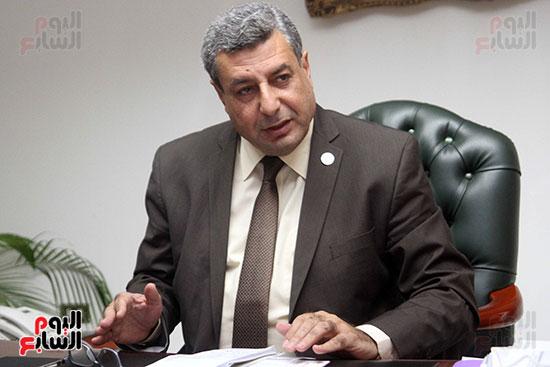حاتم عبد الغنى، رئيس شركة غاز الأقاليم ريجاس (2)