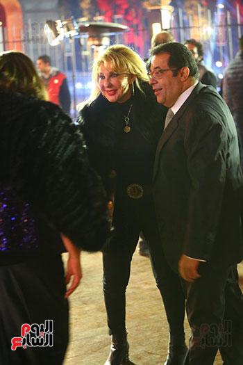 صور حفل مسرحية 3 أيام فى الساحل (28)