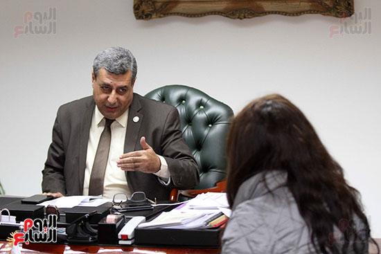 حاتم عبد الغنى، رئيس شركة غاز الأقاليم ريجاس (10)