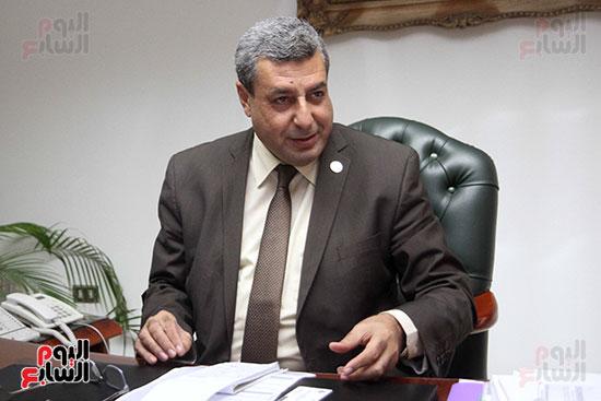 حاتم عبد الغنى، رئيس شركة غاز الأقاليم ريجاس (1)