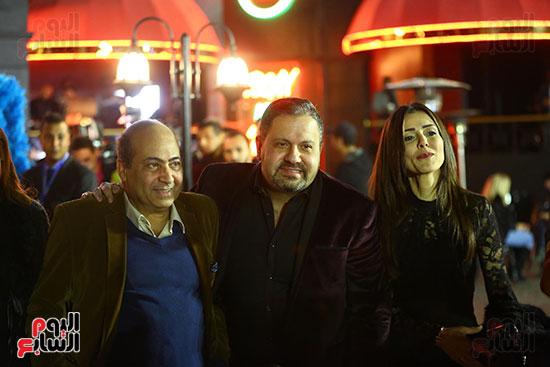 صور حفل مسرحية 3 أيام فى الساحل (8)