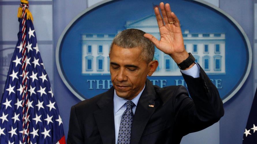 الرئيس الأمريكى السابق باراك أوباما واجه إهانات بالغة من دوتيرتى