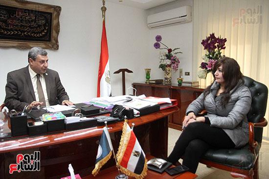 حاتم عبد الغنى، رئيس شركة غاز الأقاليم ريجاس (14)