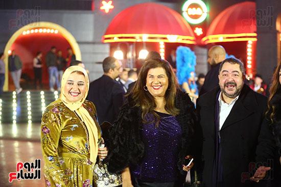 صور حفل مسرحية 3 أيام فى الساحل (14)