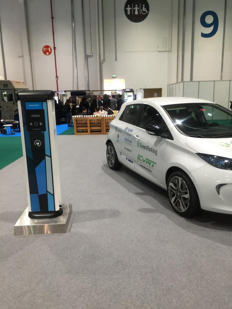 بدء تجريب استخدام السيارات الكهربائية للشرطة  (3)