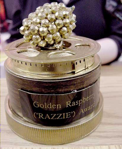 جائزة التوتة الذهبية