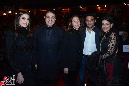 العرض الخاص لمسرحيه محمد هنيدى (4)