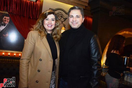 العرض الخاص لمسرحيه محمد هنيدى (19)