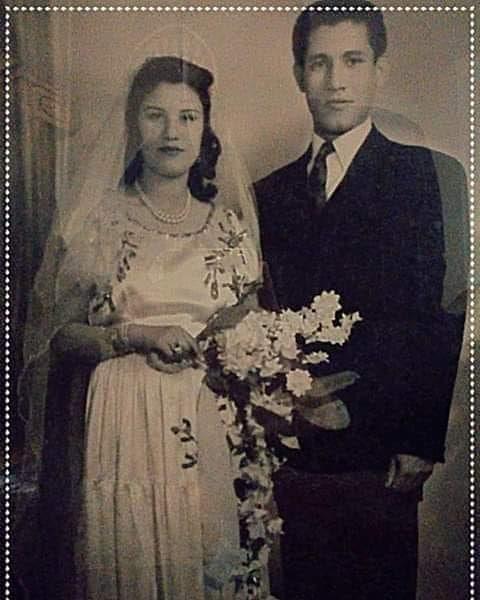 عبد الله غيث فى زفافه