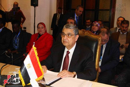 مؤتمر وزراء الطاقة الافارقة (2)