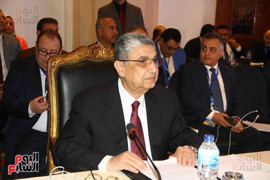 مؤتمر وزراء الطاقة الافارقة (7)