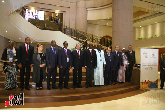 مؤتمر وزراء الطاقة الافارقة (13)