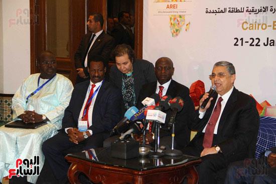 مؤتمر وزراء الطاقة الافارقة (20)