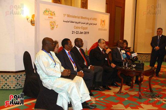 مؤتمر وزراء الطاقة الافارقة (22)