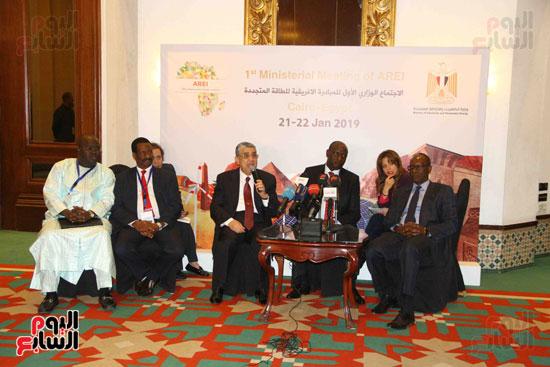 مؤتمر وزراء الطاقة الافارقة (29)