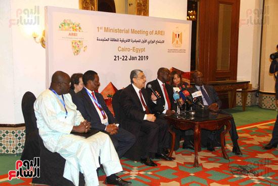 مؤتمر وزراء الطاقة الافارقة (25)