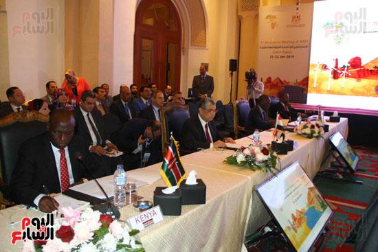مؤتمر وزراء الطاقة الافارقة (11)