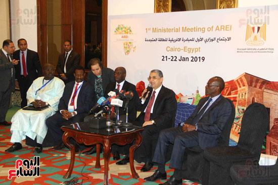 مؤتمر وزراء الطاقة الافارقة (19)
