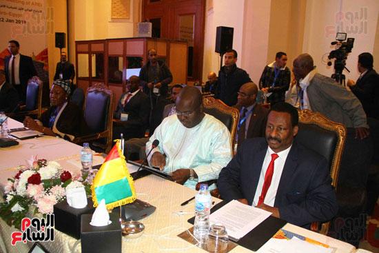 مؤتمر وزراء الطاقة الافارقة (6)