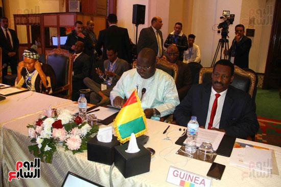 مؤتمر وزراء الطاقة الافارقة (4)