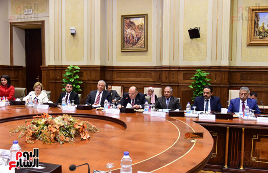 لجنة الدفاع والامن القومى (4)