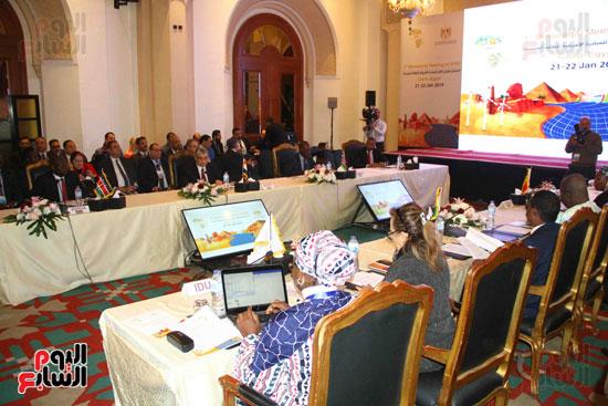 مؤتمر وزراء الطاقة الافارقة (12)