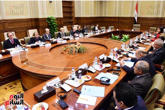 لجنة الدفاع والامن القومى (8)