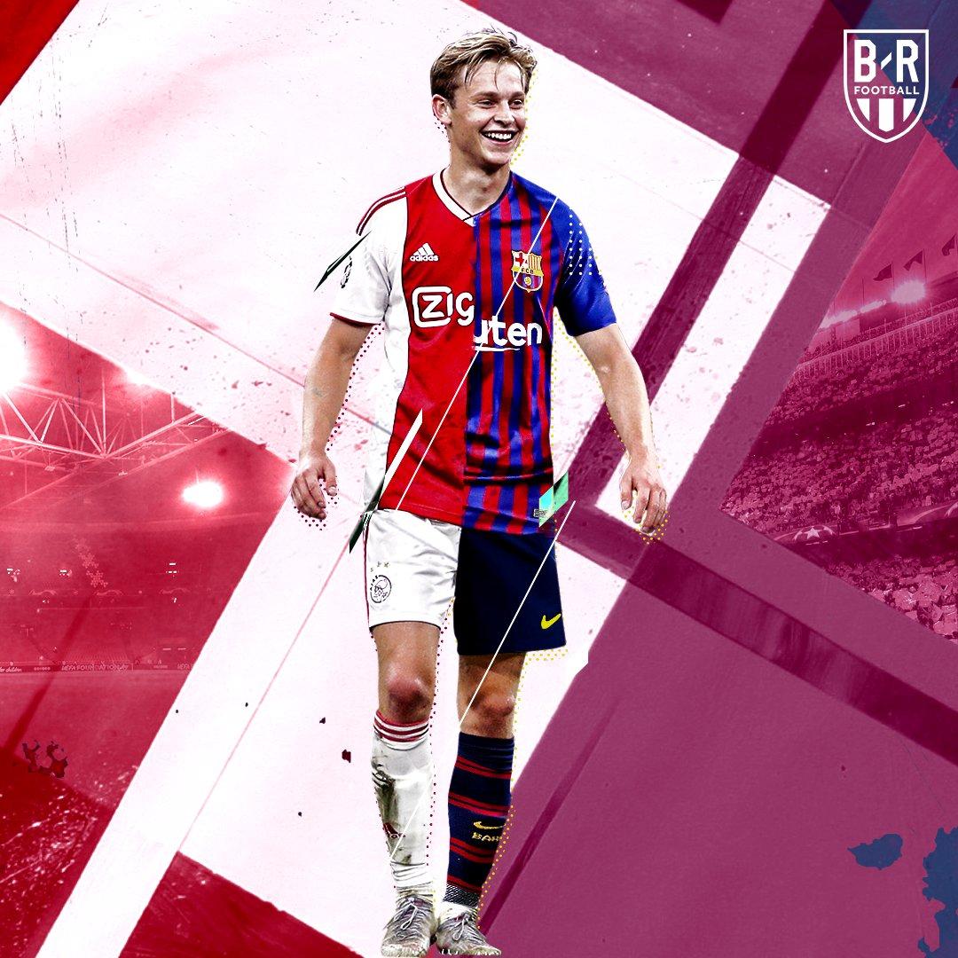 موقع بيليتشر ريبورت يتوقع إنضمام دي يونج إلى برشلونة
