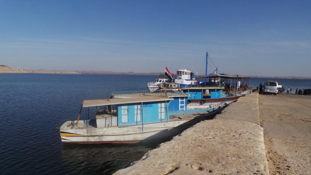 بحيرة ناصر (4)