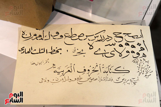 معرض الكتاب جناح الازهر الشريف (15)