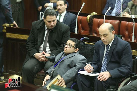 لجنة التضامن الاجتماعى بمجلس النواب (6)