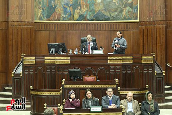 لجنة التضامن الاجتماعى بمجلس النواب (13)