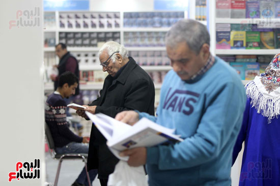 معرض القاهرة للكتاب (19)
