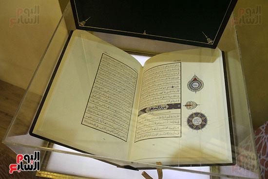 متحف مخطوطات الأزهر الشريف بمعرض القاهرة للكتاب 2019 (18)