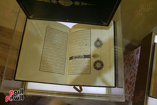 متحف مخطوطات الأزهر الشريف بمعرض القاهرة للكتاب 2019 (17)