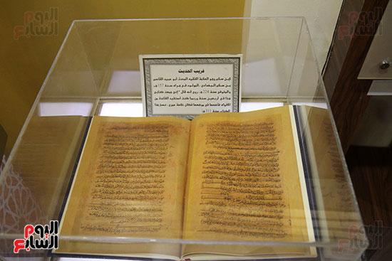 متحف مخطوطات الأزهر الشريف بمعرض القاهرة للكتاب 2019 (16)