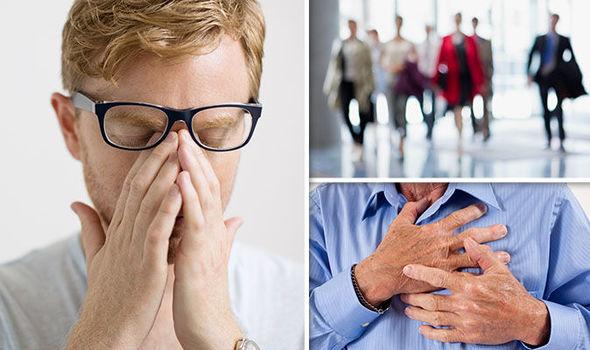 اسباب ارتفاع ضغط الدم منها نمط الحياة الخاطئ