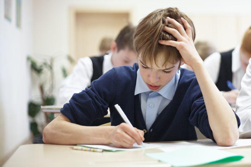 تهدئة الاعصاب اثناء الامتحان