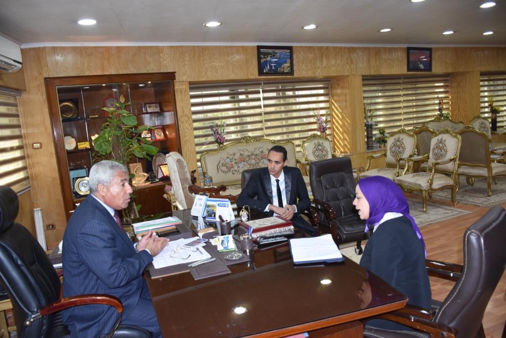 محافظ أسوان يتحدث لـاليوم السابع بعد 5 شهور من توليه المنصب (1)