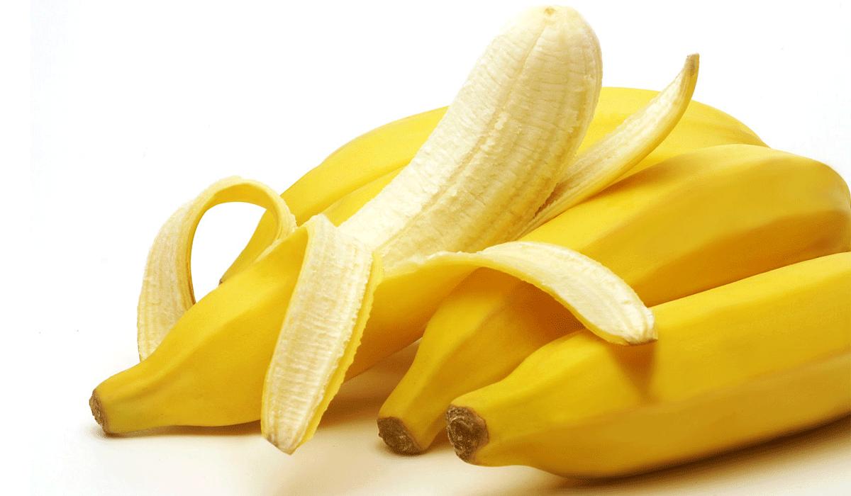 الموز غنى بالماغنسيوم