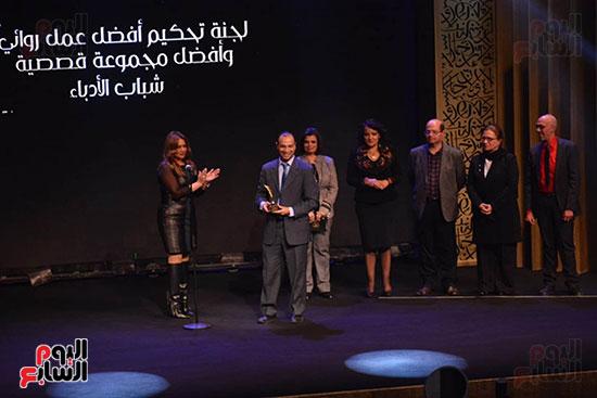 جائزة ساويرس الثقافية تقرر مكافأة أعمال القوائم القصيرة فى دورتها الـ14 (13)