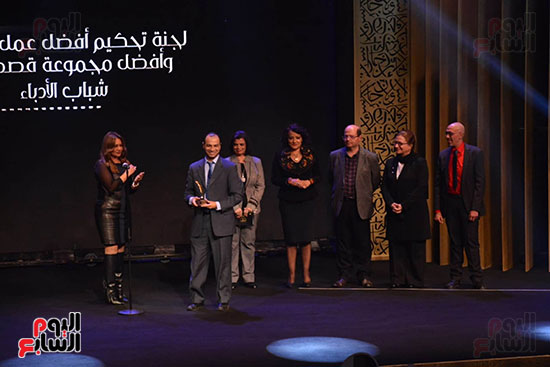 جائزة ساويرس الثقافية تقرر مكافأة أعمال القوائم القصيرة فى دورتها الـ14 (12)